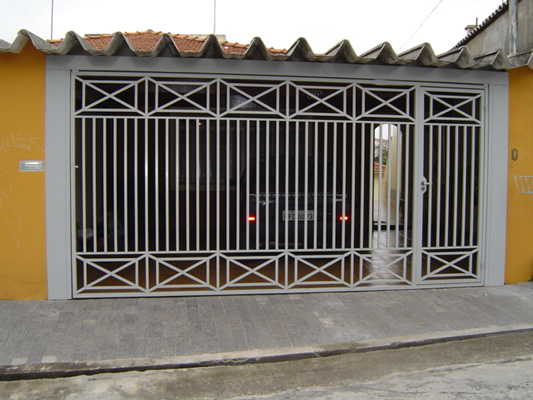 Portões Articulados ou Sanfonados para Diversas Aplicações.